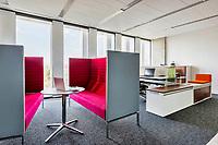 Photo of modern office