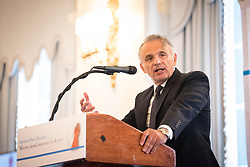 13 September 2017, New York, USA: On Gathering at the Yale Club in New York on 13 September for an interfaith prayer breakfast, faith leaders from a multitude of religions came together to support a coordinated faith-based effort in responding to HIV. The event was hosted by the World Council of Churches–Ecumenical Advocacy Alliance (WCC-EAA) in collaboration with UNAIDS, the United States President's Emergency Plan for AIDS Relief and the United Nations Interagency Task Force on Religion and Development on the side-lines of the 72nd session of the United Nations General Assembly. Here, Dr Luiz Loures, deputy executive director of UNAIDS and assistant secretary general of the United Nations.