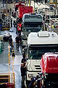 Sete Lagoas_MG, Brasil...Fabrica de caminhao localizada em Sete Lagoas, Minas Gerais...The truck industry in Sete Lagoas, Minas Gerais...Foto: LEO DRUMOND / NITRO