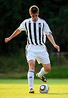 Fotball<br /> Foto: imago/Digitalsport<br /> NORWAY ONLY<br /> <br /> Partizan Beograd<br /> <br /> 01.07.2010<br /> ANGERBERG, Testspiel, KKS Lech Posen - FK Partizan Belgrad, Vojislav Stankovic (Partizan).