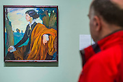 Anna Akhmatova by Olga della-Vos-Kardovskaia - Russia and the Arts: The Age of Tolstoy and Tchaikovsky - Part of a cultural exchange with the State Tretyakov Gallery in Moscow, a new exhibition marking the 160th anniversary of both galleries. Works include key figures from the 'golden age of the arts' in Russia, 1867-1914. Runs until June 26. Private view March 14. National Portrait Gallery, St Martin's Place, London.