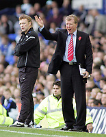 Photo: Paul Thomas.<br /> Everton v Middlesbrough. The Barclays Premiership.<br /> 06/11/2005.<br /> <br /> Middlesborough manager Steve McClaren.