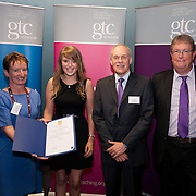 Images from the 2014 GTSC Probabtion Event. Pictured are Jackie Brock (Chief Executive of Children First), Kirsty Smith (Aberdeen City),,Ken Muir (Chief Executive GTCS) and Derek Thompson (Convener GTCS). Thursday 12th June 2014.