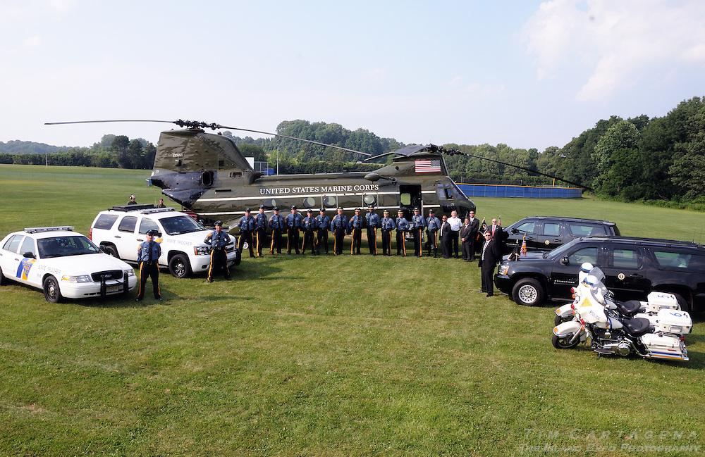 President Obama visit to New Jersey