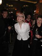 Jenny Eclair. The British Book Awards. Hilton, London. 22 February 2001. © Copyright Photograph by Dafydd Jones 66 Stockwell Park Rd. London SW9 0DA Tel 020 7733 0108 www.dafjones.com