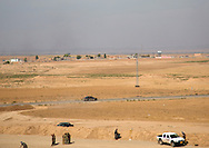 Iraq, Kurdistan, Kirkuk, area frontline