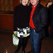 Harpengala 2004, Henkjan Smits en vrouw Petra Morselt