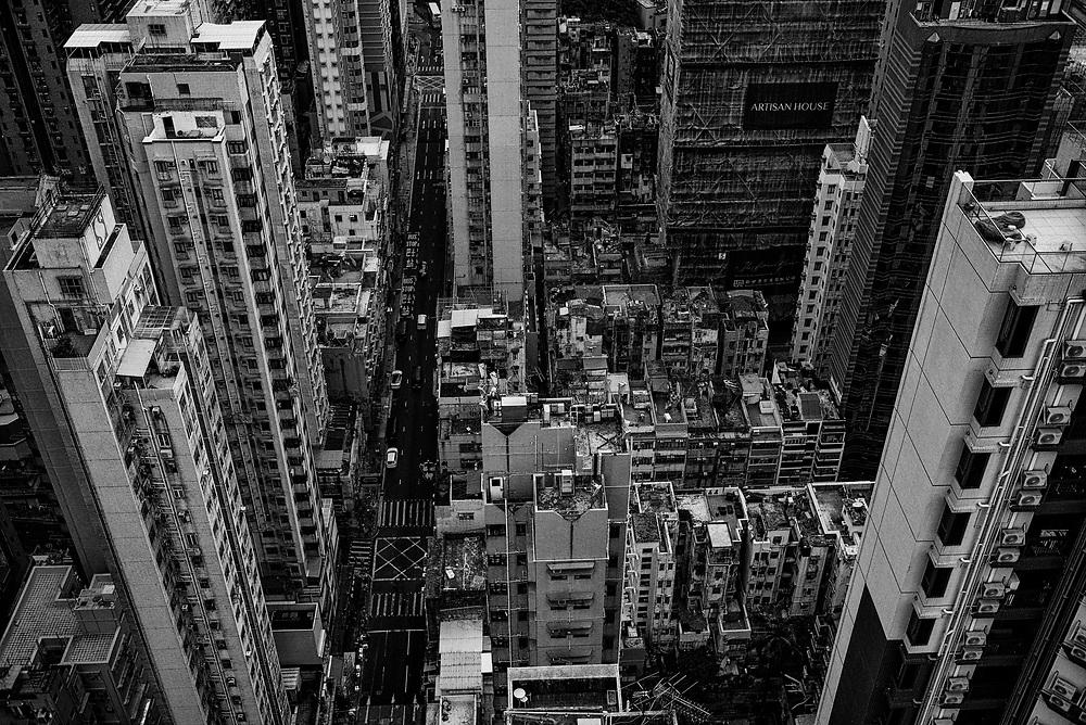 Hong Kong | 02.05.2017: Hong Kong <br /> <br /> hier: Geb&auml;ude auf Hong Kong Island<br />  <br /> Sascha Rheker<br /> 20170502<br /> <br /> [Inhaltsveraendernde Manipulation des Fotos nur nach ausdruecklicher Genehmigung des Fotografen. Vereinbarungen ueber Abtretung von Persoenlichkeitsrechten/Model Release der abgebildeten Person/Personen liegt/liegen nicht vor.]