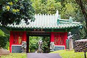 Kepaniwai Heritage Gardens, Wailuku, Iao Valley, Maui, Hawaii