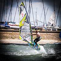 Ant Baker Windsurfing