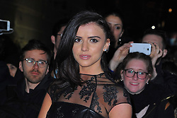 Lucy Mecklenburgh attends the Game of Thrones: Hardhome - special screening at the Empire, Leicester Square in London, England. 14th March 2016. EXPA Pictures © 2016, PhotoCredit: EXPA/ Photoshot/ James Warren<br /> <br /> *****ATTENTION - for AUT, SLO, CRO, SRB, BIH, MAZ, SUI only*****