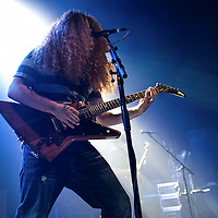 Coheed and Cambria in concert at The O2 ABC, Glasgow, Scotland, Britain, 22nd August 2016