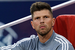 23-10-2019 NED: Champions League AFC Ajax - Chelsea, Amsterdam<br /> Ajax lost 1-0 / Klaas Jan Huntelaar #9 of Ajax