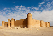 "Qasr al-Hayr al-Sharqi (Eastern al-Hayr Palace or the ""Eastern Castle"") is a castle in the middle of the Syrian Desert."