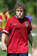 17 May 2006: Defender Chris Albright. The United States' Men's National Team trained at SAS Soccer Park in Cary, NC, in preparation for the 2006 World Cup tournament to be played in Germany from June 9 through July 9, 2006.