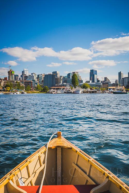 Center for Wooden Boats, Union Lake, Seattle, Washington