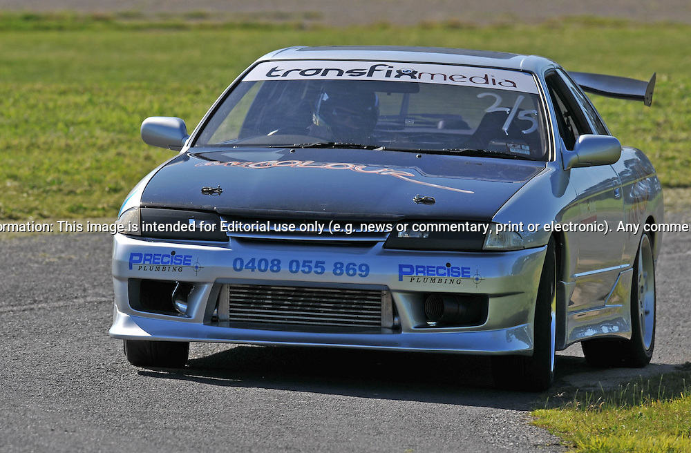 Micolour Nissan Skyline R32 GTST.SAU Deca Motorkhana sponsored by Micolour.Shepparton, Victoria .15th of August 2009.(C) Joel Strickland Photographics.Use information: This image is intended for Editorial use only (e.g. news or commentary, print or electronic). Any commercial or promotional use requires additional clearance.