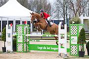 Barbara Schreuder - Eye of the Tiger<br /> Blom's voorjaarswedstrijd 2015<br /> © DigiShots