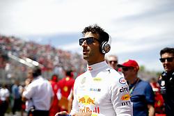 June 10, 2018 - Montreal, Canada - Motorsports: FIA Formula One World Championship 2018, Grand Prix of Canada#3 Daniel Ricciardo (AUS, Red Bull Racing) (Credit Image: © Hoch Zwei via ZUMA Wire)