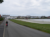 Biking on Islay, Scotland....................