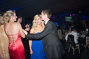 AMELIA SELBY; EDWARD RAYNS, Quorn Hunt Ball, Stanford Hall. Standford on Soar. 25 January 2014