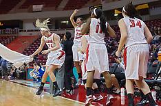 20140103 Drake at Illinois State Women's Basketball photos