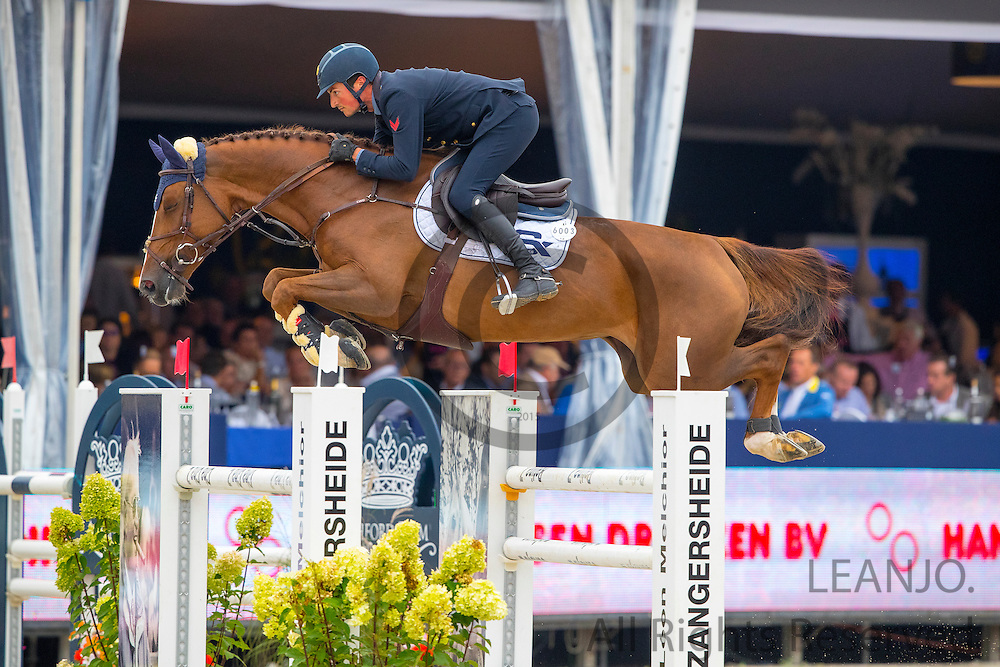 Lorenzo de Luca - Kaprice van 't Roosakker<br /> FEI World Breeding Jumping Championships for Young Horses 2016<br /> © DigiShots