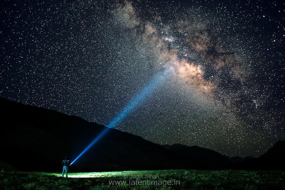 Astro Landscapes by Jagjit Singh