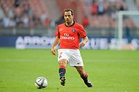 FOOTBALL - UEFA EUROPA LEAGUE 2010/2011 - PLAY OFF - 1ST LEG - PARIS SG v MACCABI TEL AVIV - 19/08/2010 - PHOTO JEAN MARIE HERVIO / DPPI - LUDOVIC GIULY (PSG)