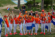 Team The Netherlands<br /> European Championships 2015<br /> © DigiShots