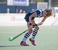DEN HAAG - Julia Verschoor (HDM)  hoofdklasse competitie dames. HDM-HUIZEN. COPYRIGHT KOEN SUYK