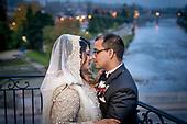 Taskia & Muhammad's autumn Cambridge Mill wedding