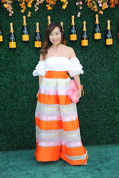 June 3, 2017 - Jersey City, NJ, USA - June 3, 2017 Jersey City, NJ..Tina Craig attending the Veuve Cliquot Polo Classic at Liberty State Park on June 3, 2017 in Jersey City, NJ. (Credit Image: © Kristin Callahan/Ace Pictures via ZUMA Press)