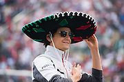 October 30, 2016: Mexican Grand Prix. Esteban Gutierrez (MEX), Haas F1