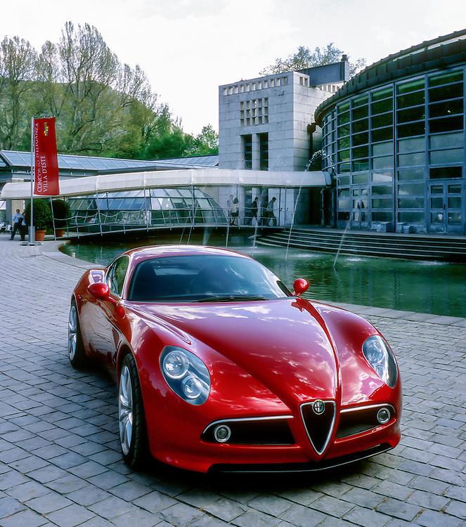 Alfa Romeo 8C Protoptype