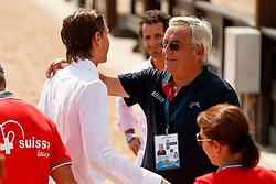Fuchs Martin, SUI, Clooney<br /> World Equestrian Games - Tryon 2018<br /> © Hippo Foto - Sharon Vandeput<br /> 23/09/2018