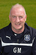 Dundee assistant manager Gerry McCabe - Dundee FC headshots <br />  - &copy; David Young - www.davidyoungphoto.co.uk - email: davidyoungphoto@gmail.com