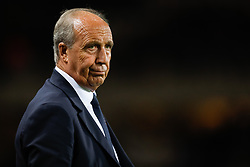 October 6, 2017 - Turin, Italy - Head coach of Italy national team Gian Piero Ventura looks on during the 2018 FIFA World Cup Russia qualifier Group G football match between Italy and FYR Macedonia at Stadio Olimpico on October 6, 2017 in Turin, Italy. (Credit Image: © Mike Kireev/NurPhoto via ZUMA Press)