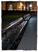 Central Park, New York, NY (US), 12/16/2006 6:57PM. NIKON D2X, f/5.6, 4 sec - f/5.6, +0.3 EV, ISO 100, lensbaby 3G.