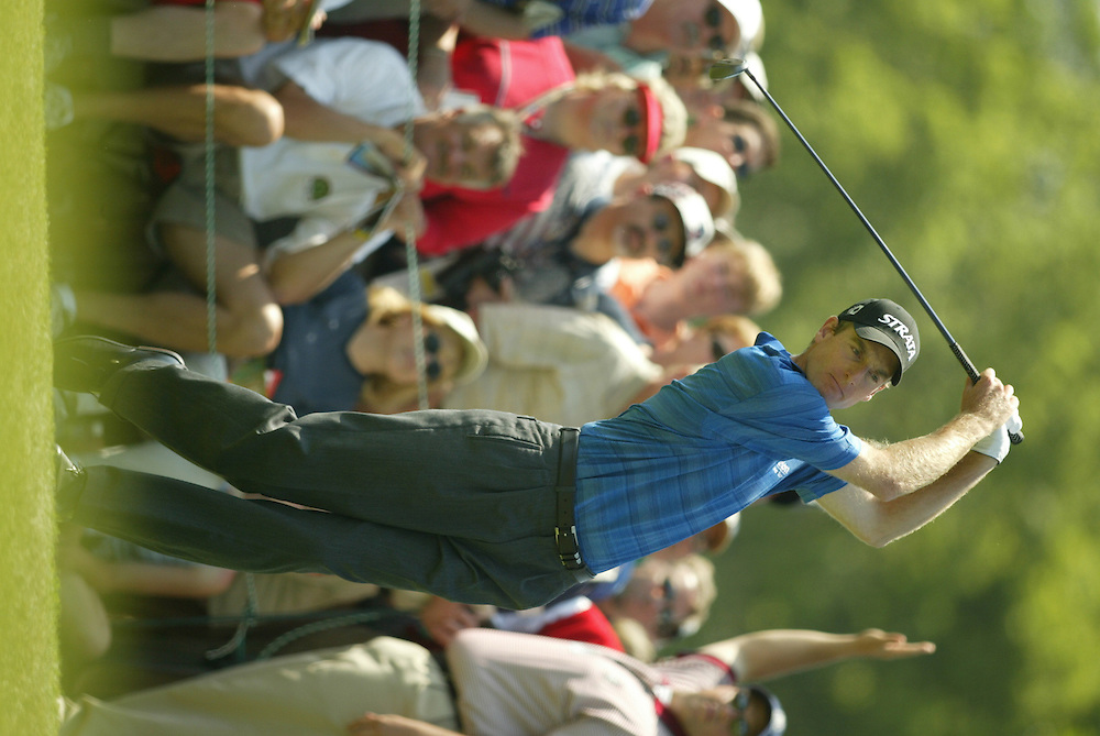 Jim Furyk..2003 U.S. Open..Fourth Round..Olympia Fields CC..Chicago, IL..Sunday June 15 2003..photograph by Darren Carroll