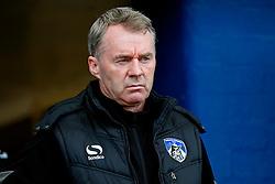 Oldham Athletic manager John Sheridan - Mandatory by-line: Matt McNulty/JMP - 15/04/2017 - FOOTBALL - Boundary Park - Oldham, England - Oldham Athletic v Bolton Wanderers - Sky Bet League 1