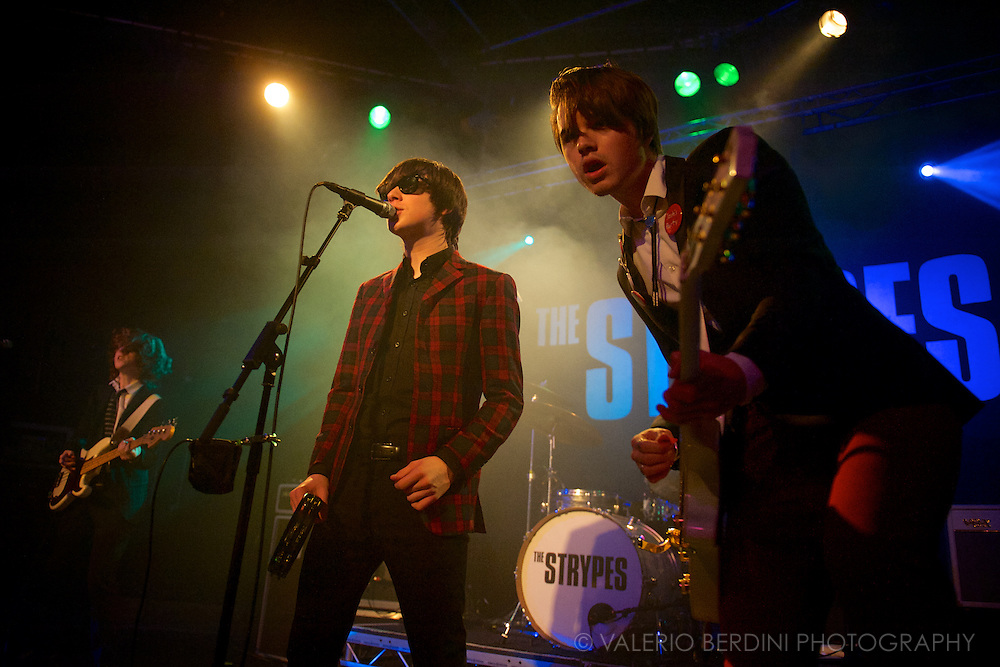 The Strypes play live at the Cambridge Junction on 11 February 2014