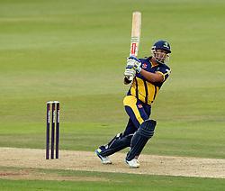 Glamorgan's Jacques Ruldolph bats - Photo mandatory by-line: Robbie Stephenson/JMP - Mobile: 07966 386802 - 03/07/2015 - SPORT - Cricket - Southampton - The Ageas Bowl - Hampshire v Glamorgan - Natwest T20 Blast