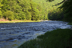 West Branch of the Westfield River in Chesterfield Massachusetts USA