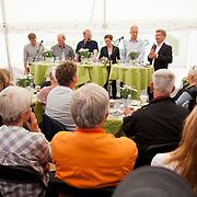Debat mellem borgmestre i ministeriet By, Bolig og Landdistrikter's telt. Bla andre med Winni Aakermann Grosbøll, Bornholm's borgmester og København's borgmester Frank Jensen.