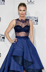 Rebecca Romijn at the 2016 American Music Awards held at the Microsoft Theater in Los Angeles, USA on November 20, 2016.