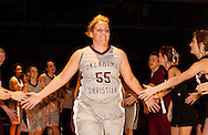 December 5, 2011: The Northwestern Oklahoma State University Rangers play against the Oklahoma Christian University Lady Eagles at the Eagles Nest on the campus of Oklahoma Christian University.
