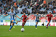 Wigan Athletic v Walsall 30/09/2017