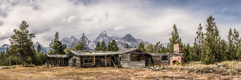 The Dance Hall, Grand Teton National Park, Wyoming