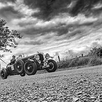 Car 40 Stuart Anderson / Leigh Powley